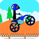 Doodle Stick Bike Racing 2 by Run And Gun Free Android Games