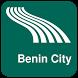 Benin City Map offline by iniCall.com