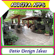 Patio Design Ideas by Arroya Apps