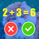 Math and Cat Puzzle Game by kis apps