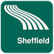Sheffield Map offline by iniCall.com