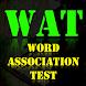 WORD ASSOCIATION TEST