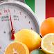 Conta Calorie Italiano DEMO by RDApps