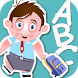 Kids Learn Writing ABC by saFUN entertainment