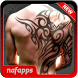 Back Tattoo Design by nafapps