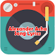 Alexander Acha Song Lyrics by Lope Musica