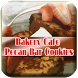 Bakery Cafe Pecan Bar Cookies by WebHoldings