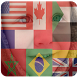 profile picture flag-overlay by Samouapps