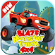 Blaze Monster Truck 4X4 Climb Race