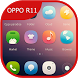 Launcher Theme for Oppo R11 by TurboTechApps