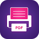 PDF Creator & Document Scanner by Zia Apps Studio