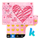 Valentine Kika Keyboard by Kika Theme Studio