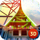 Amusement Park Roller Coaster Train Simulator
