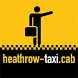 Heathrow Taxi Cab by SeenEverywhere