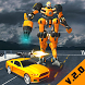 Futuristic Robot Fight Payback by Dragon Fire Z