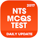 NTS MCQs - Test Preparation by ctandem