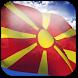 3D Macedonia Flag by App4Joy