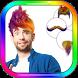 Crazy Man Hair Mustache Beard by pixel media apps