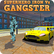 Superhero Iron Vs Gangster