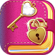 Dream Diary With A Secret Lock Password by Lollipop Studio - Premium Games and Applications