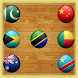Flag Match Link Puzzle by sampro