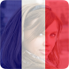 French Flag Pray For Nice by GePro