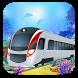 Underwater Train Simulator by Legend 3D Games