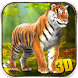 Wild Tiger Attack Simulator 3D by Toucan Games 3D