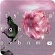 Crystal Rose Keyboard by Keyboard Creative Park