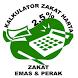 Kalkulator Zakat Emas & Perak