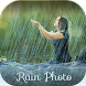 Rain Photo Frame by Photo Video Apps