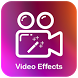 Video Effect,Filter-Edit Video by Video Media Gallery