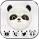 Cute Panda Theme by Trusty Rabbit Studio