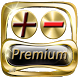 Pure gold calculator premium by ATPC Japan Co.,Ltd.