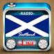 Scotland Radio FM by Quality of the radio stations