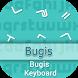 Bugis Input Keyboard by GrowUp Infotech