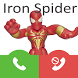 Prank Call From Iron Spider by Kreatops