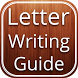 Letter Writing Guide by Foxglove Puzzle Bit
