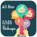 All Sim SMS Packages Pakistan by Love to Live