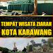 TEMPAT WISATA ZIARAH KOTA KARAWANG by Padepokan Cirebon-Banten