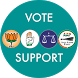 Vote Support by Zeta Apponomics Lab