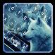 Night Wolf Keyboard Theme by Luxury Keyboard Theme