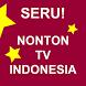 Seru: Nonton TV Indonesia by Nur Purnama