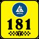 Якрус такси 181