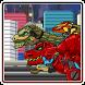 Dino robot Jump! by TheFlash&FirstFox