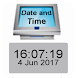 Video Kiosk Date & Time Widget by Burningthumb Studios