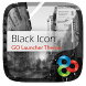 Black Icon GO Launcher Theme by Freedom Design
