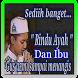 Lagu Rindu ayah & Ibu GUS-AZMI by Berkah ibu dev