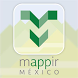 Mappir by Secretaría de Comunicaciones y Transportes