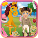 Baby Emma Pony Care by Girl Games Net
